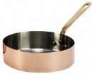 De Buyer 3.2 Qt - 3 Lts Inocuivre VIP Copper Saute Pan