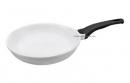 Lacor White Ceramic Fry Pans