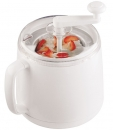 Donvier White Ice Cream Maker