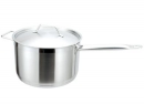 Strauss Pro Inox High Sauce Pans with Lid