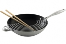 "ScanPan 12.75"" - 32cm CTX Nonstick Stir Fry Pan / Wok"