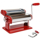 Deluxe 180mm - 7 inch Red Pasta Maker