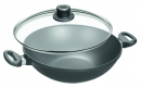"WOLL Titanium Nowo 12""- 30cm Wok with Lid HOT DEAL"