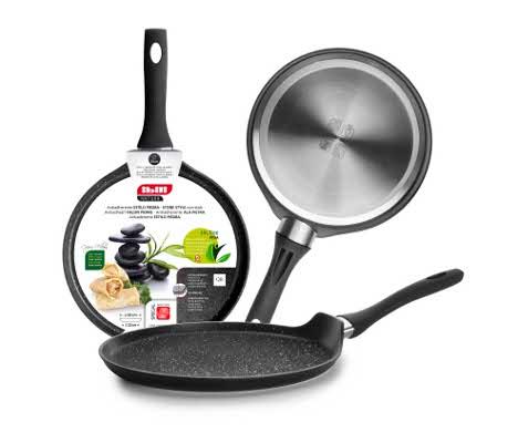 10 Quot 25cm Ibili Natura Ceramic Crepe Pan Creative Cookware