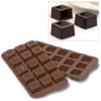 Square Tart Four Molds Creative Cookware