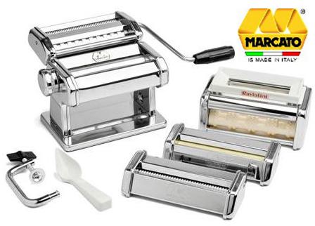 marcato atlas wellness multi pasta raviolini set hot deal creative cookware. Black Bedroom Furniture Sets. Home Design Ideas
