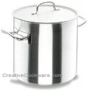 Lacor Chef Stainless Steel Stock Pots