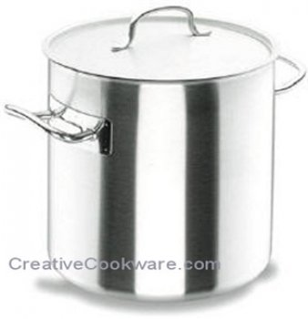 103 Qt - 98 Lts Lacor Chef Stainless Steel Stock Pot