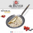 De Buyer Mineral B Element Steel Crepe Pans